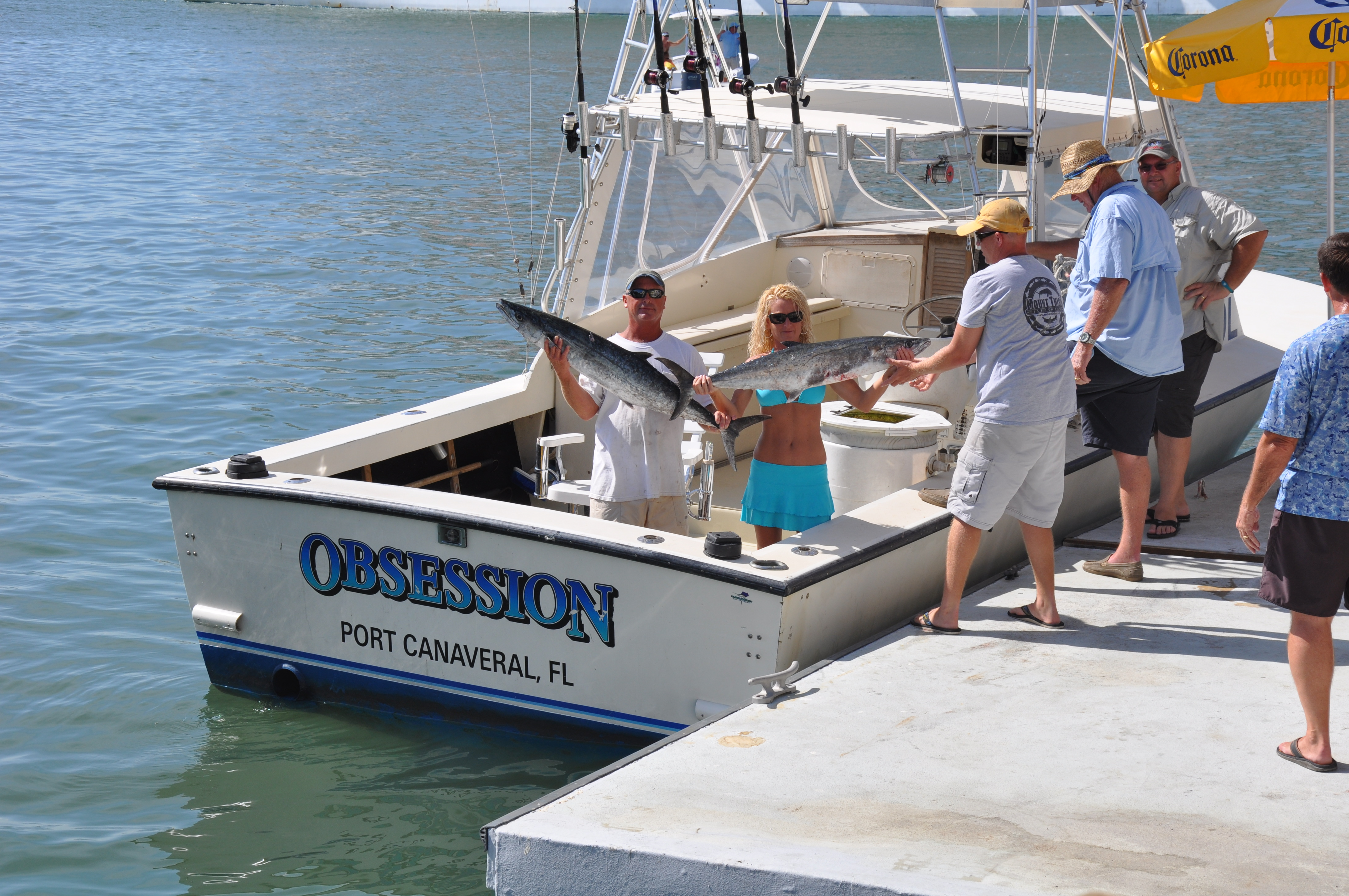 contact port canaveral sportfishing charter orlando