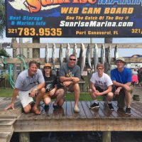 Port Canaveral Sportfishing For Kingfish and Cobia