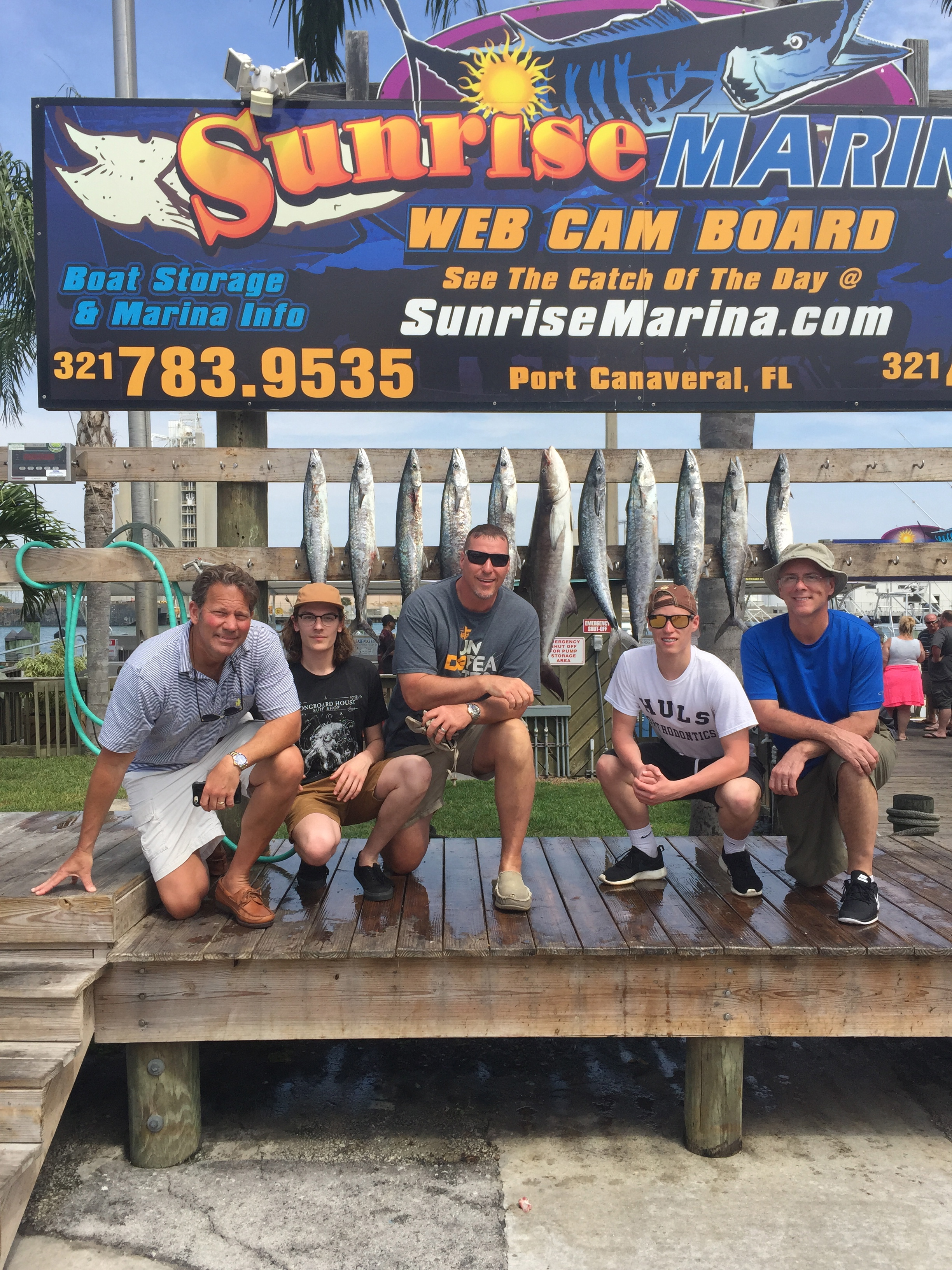 King Mackerel Have Been Biting Offshore