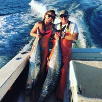 Giant Kingfish caught out of Port Canaveral, Florida - 45 minutes from Orlando