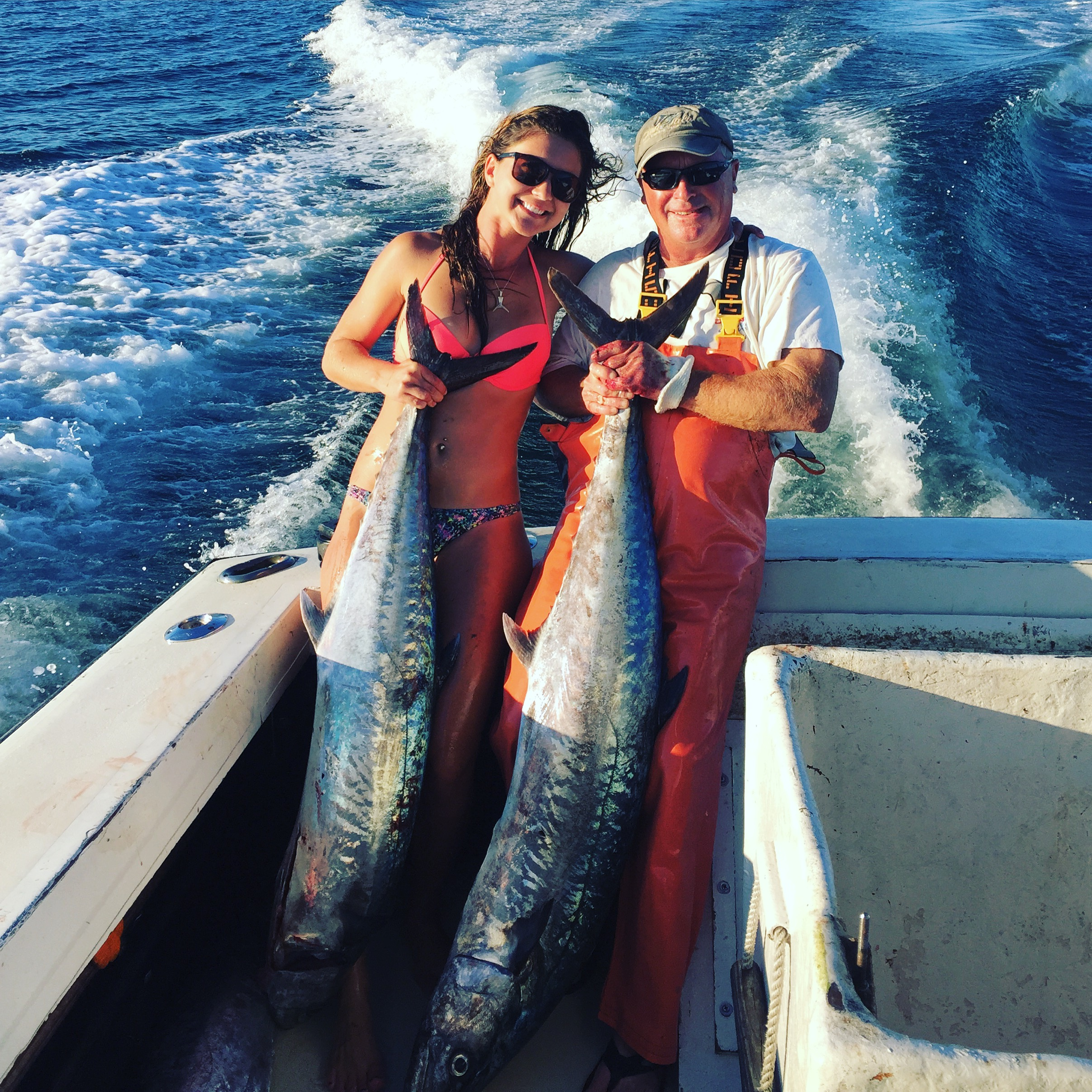 A Break In The Weather – Headed Offshore Fishing