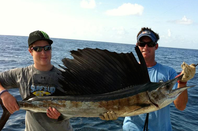 Port canaveral sport and deep sea fishing near orlando for Deep sea fishing near orlando