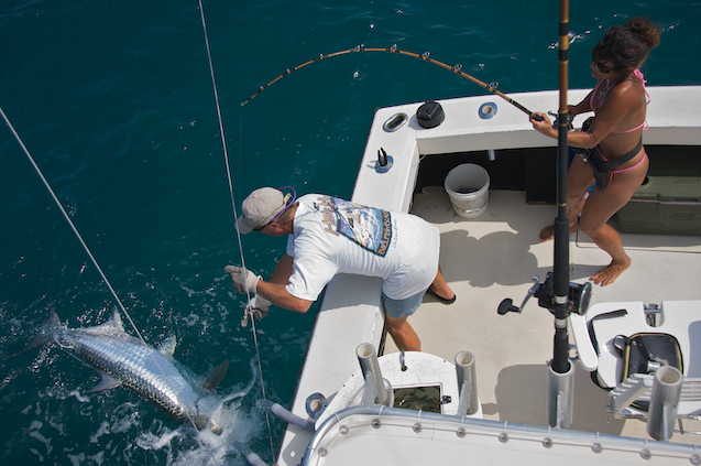 Canaveral charter fishing for tarpon for Cape canaveral fishing charters