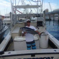 blackfin tuna charter fishing port canaveral florida